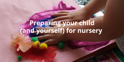 Preparing your kids (and yourself) for nursery
