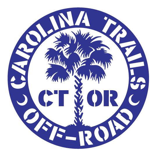 Carolina Trails Off-Road Decal