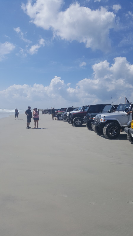 Topsail Island Jeep Week 2017