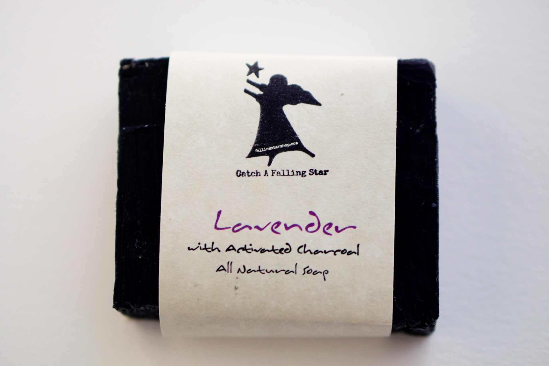 Lavender With Activated  Charcoal