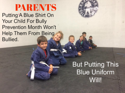Bully Prevention Month Self Defense Port St Lucie FL