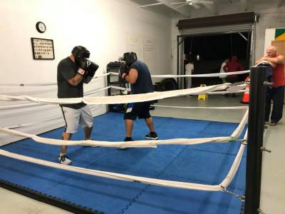 Adult Boxing Classes Port Saint Lucie