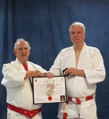 Judo Training Seminar