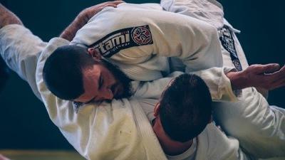 The scoring system in Brazilian Jiu Jitsu For Sport Competitions