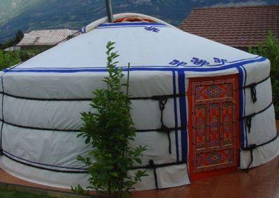 Yurt Raising Party & Potluck