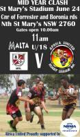 Africa United U/18's