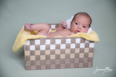 Baby Robert - Newborn Photography