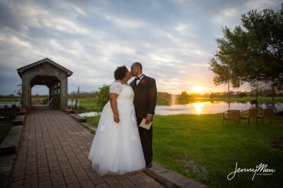 Tamilia & Kiplyn's Wedding