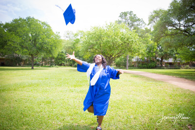 C`arra's Graduation Photos