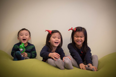 The Chens - Family Portrait Session