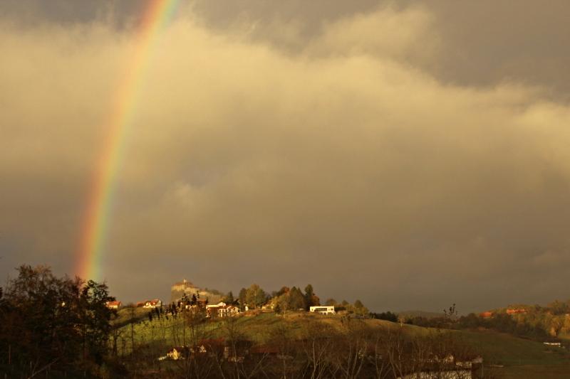 Riegersburg/Regenbogen