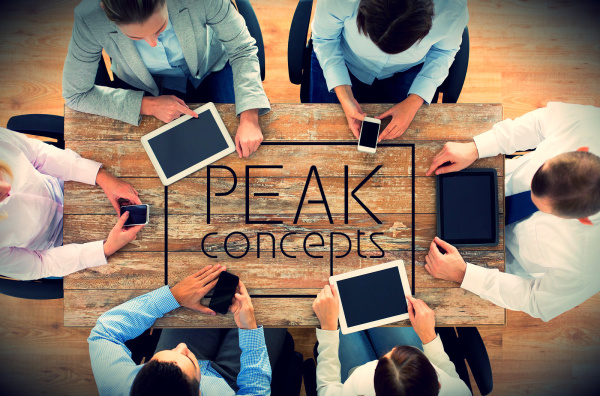 The Peak Concepts Website was Updated