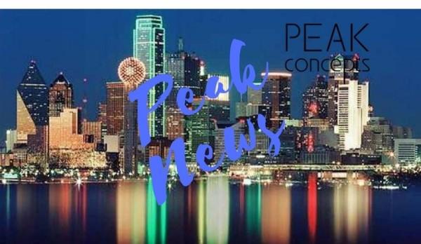 Peak Prepares for Dallas Top Leaders Conference