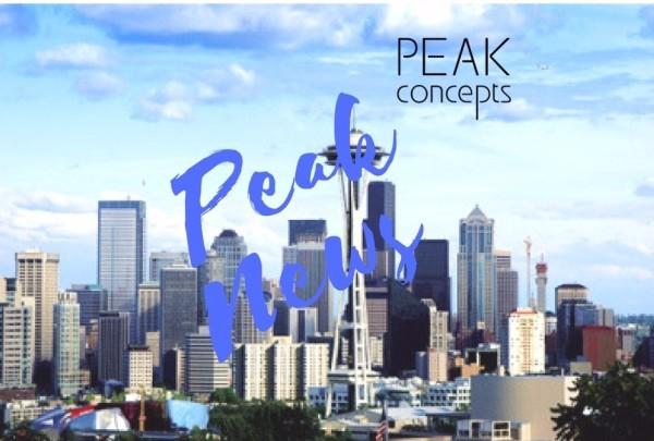 Team Peak visits Seattle