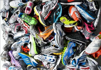 Peak Supports Local Efforts to Provide Footwear to Hurricane Harvey Victims