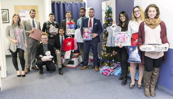 Peak Concepts Adopts a Family in Need This Holiday Season
