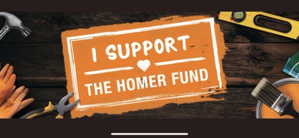 Peak Teams Up with The Homer Fund!