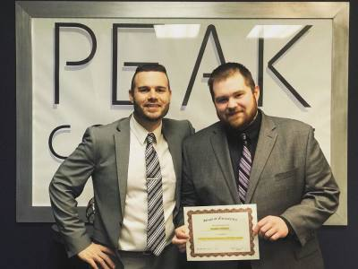 Thomas Freeman Promoted to Corporate Trainer