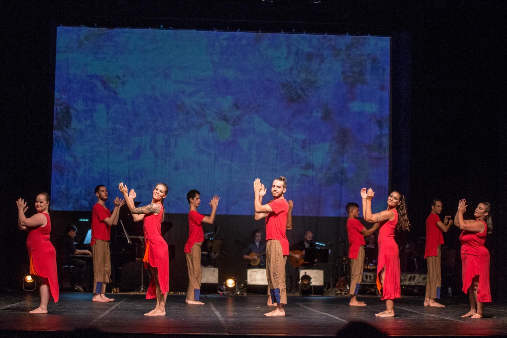 Dança e música como construção discursiva e social