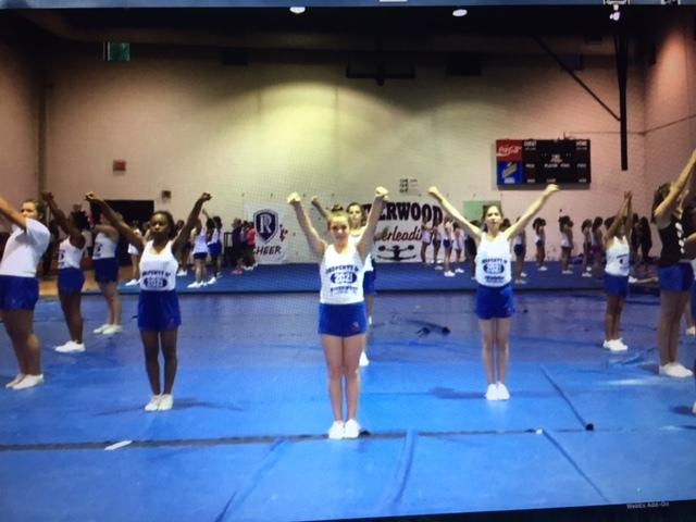 Stunt, Tumble & Cheer Camps