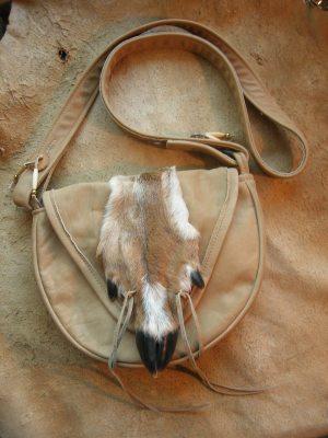 Deer Foot Bag