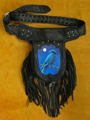 Blue Raven Gun Holster Bag