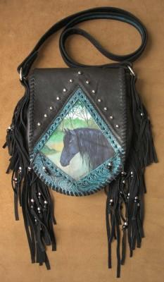 Friesian Horse Bag