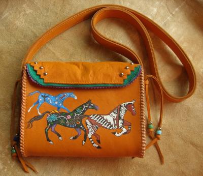 Painted Ponies Bag