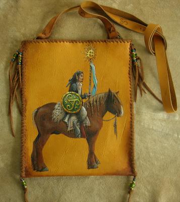 Flat Future Warrior Bag