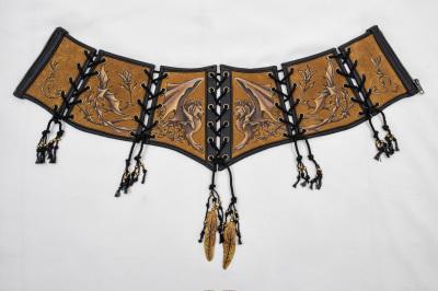 Griffin Corset Belt