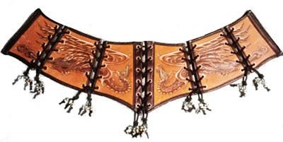 Dragon Corset Belt