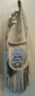 Snow Leopard Bag