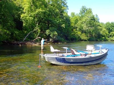 Toccoa River G.A