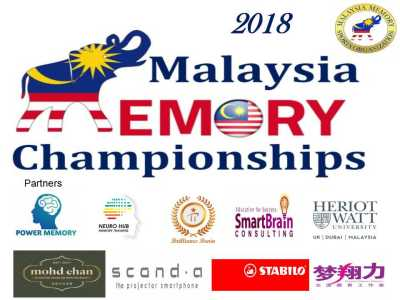 Malaysia Memory Championships is opening for registration