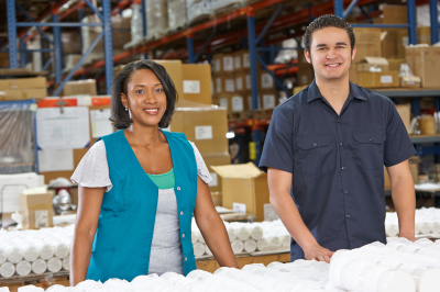 Warehouse and Logistics Staffing