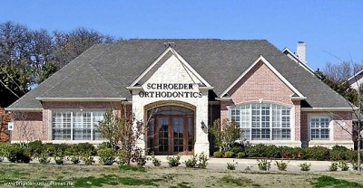 3,400 SF Orthodontic office in Southlake, TX