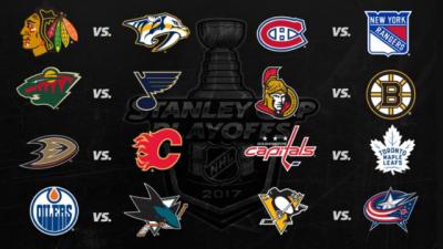 2017 NHL PLAYOFFS