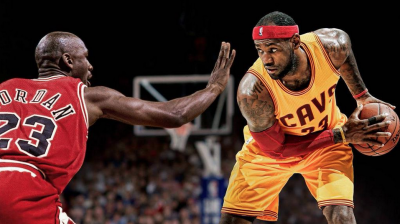 Is Lebron Now Better Than MJ?