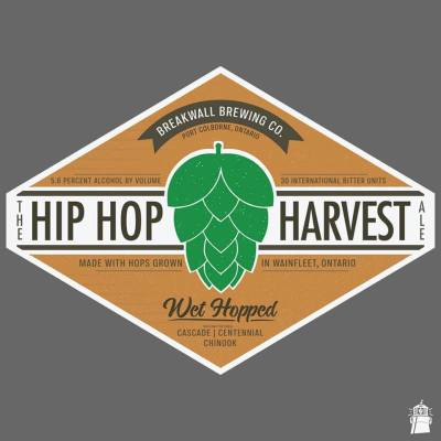 Hip Hop Harvest Ale