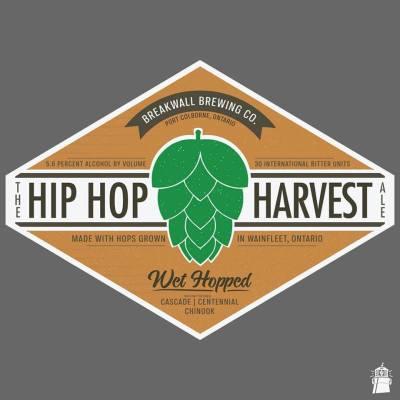 Hip Hop Harvest Ale