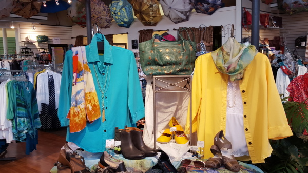 Tencel blouses in many colors