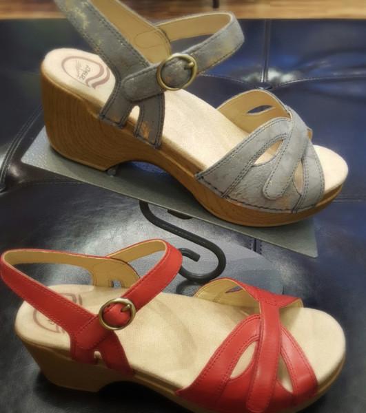 Dansko Sandals in colors