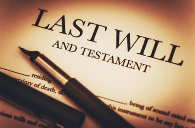 Wills & Inheritance