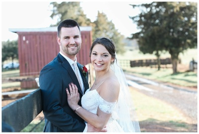 Jessie & Brett - Wolf Trap Farm Wedding