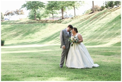 Samantha and Ryan's Doubletree Wedding - Charlottesville Wedding