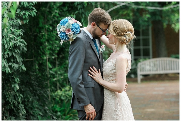 Emily and Cameron's Lewis Ginter Botanical Garden Wedding