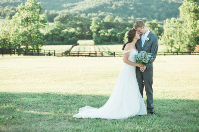 Matt & Jill - King Family Vineyard Wedding