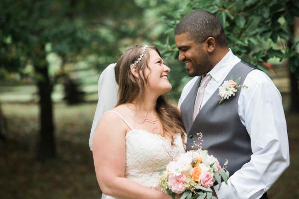 Amanda & Emanuel - Frontier Culture Museum Wedding - Staunton Virginia