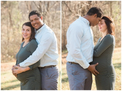 The Boston Family - Maternity Session