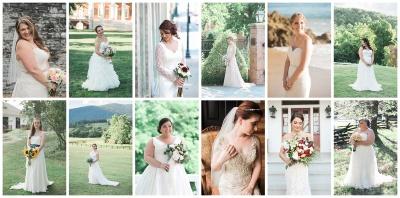 Beautiful Brides of 2017 - Amanda C Blake Photography